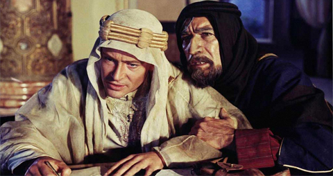 Lawrence de Arabia (1962) de David Lean